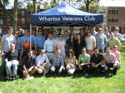 Wharton Veterans Club