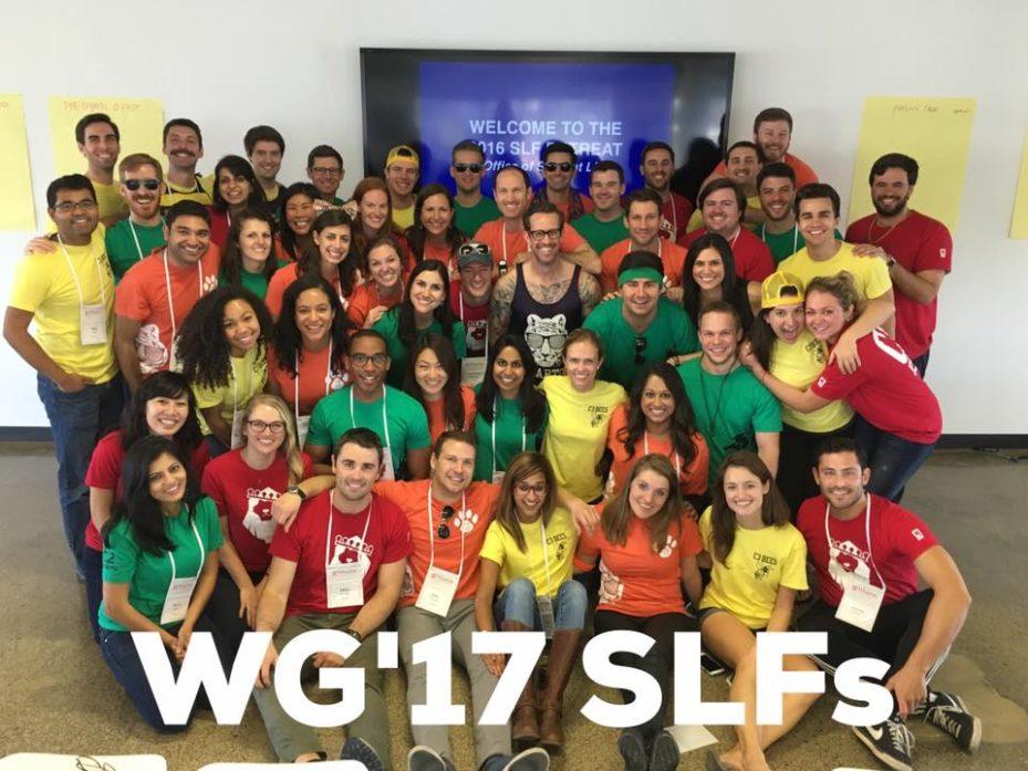 2017 Wharton Student Life Fellows