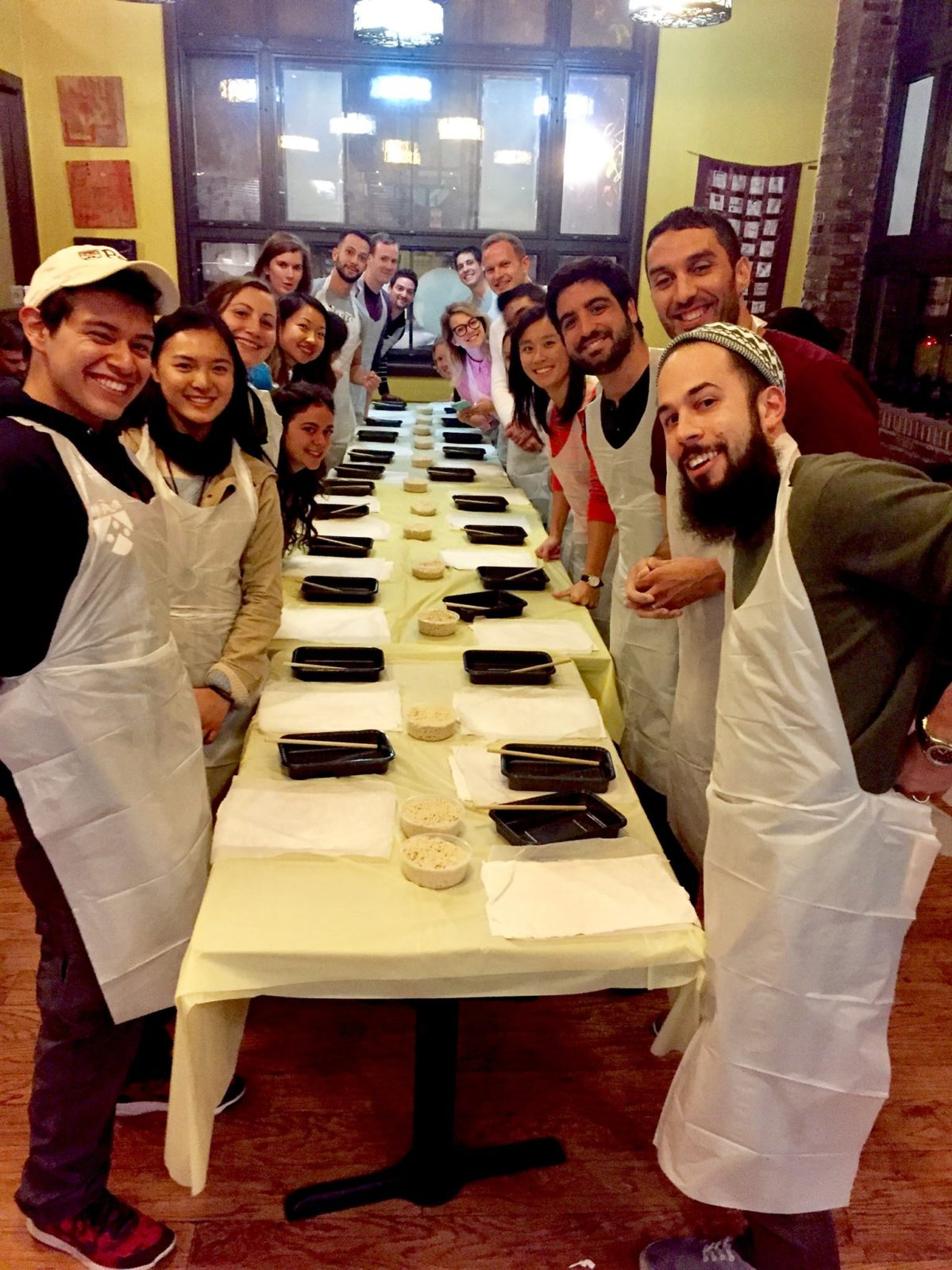 Become a Leader in Baklava Preparation class