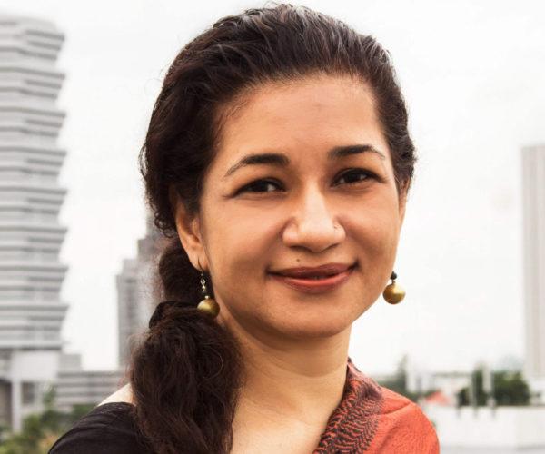 Durreen Shahnaz, WG'95