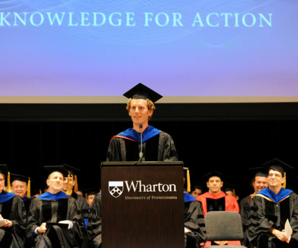 Jonah Berger Convocation