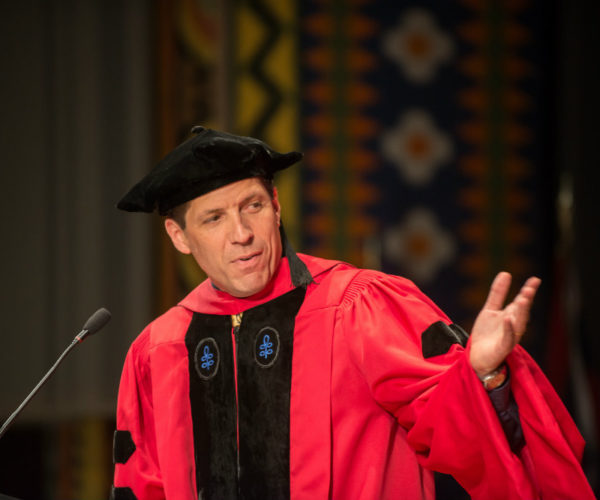 Eric Bradlow Convocation