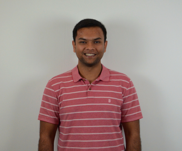 Acention founder Anvith Ekkati