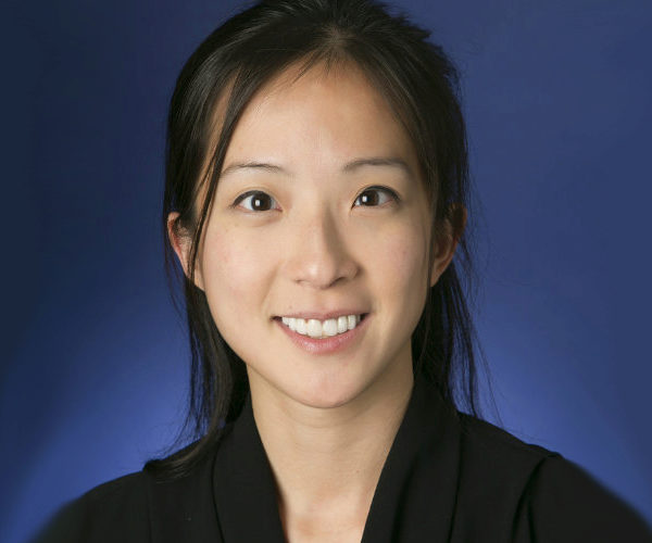 Amy Wang, WG'12
