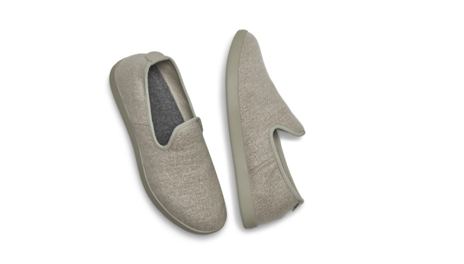 Allbirds lounger -- one of many innovations since the launch of their first product. Courtesy of Allbirds.