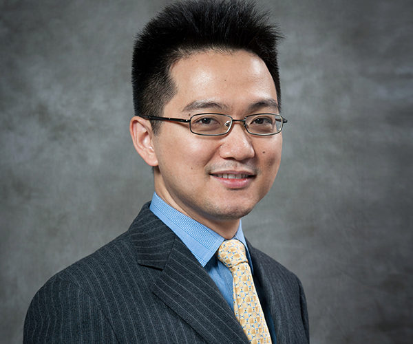 Jerry Huang, WG'18