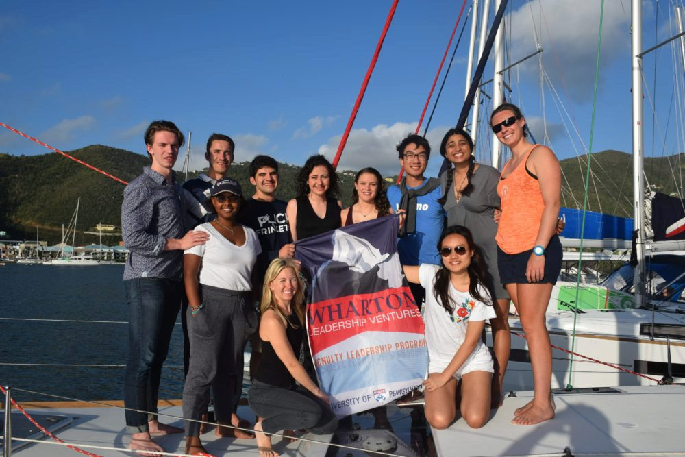Wharton Leadership Ventures Sailing Expedition
