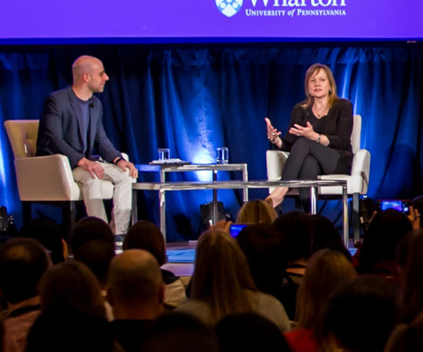 8 Insights on Leadership from GM CEO Mary Barra and the Wharton People Analytics Conference - The Wharton School