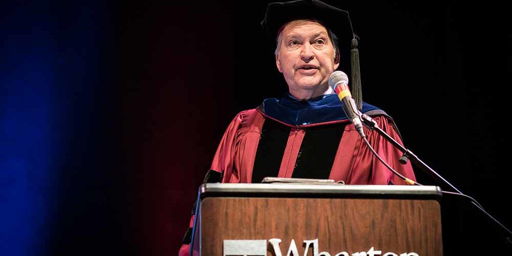 Wharton Deputy Dean Michael Gibbons