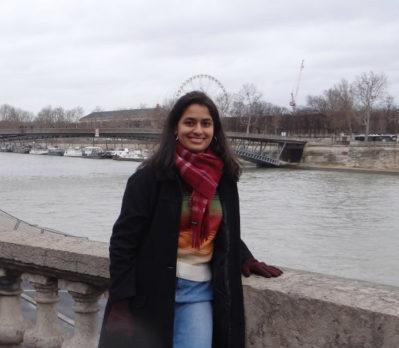 Prashanthi Sudhakar