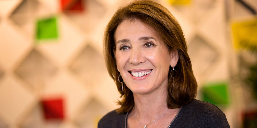 Ruth Porat, CFO of Google and its parent company Alphabet