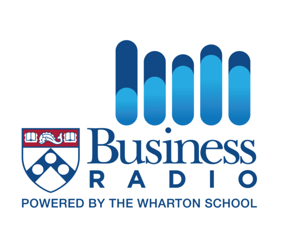 Wharton Business Radio logo on a gray background
