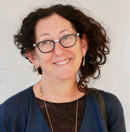 headshot of alumna Suzanne Biegel