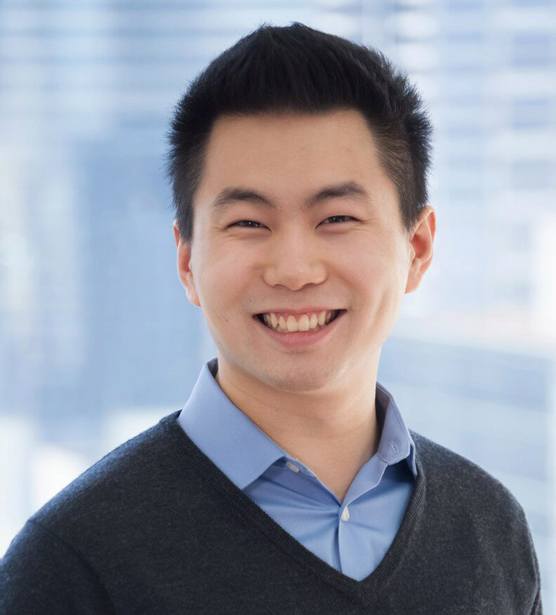 headshot of Alan Wang