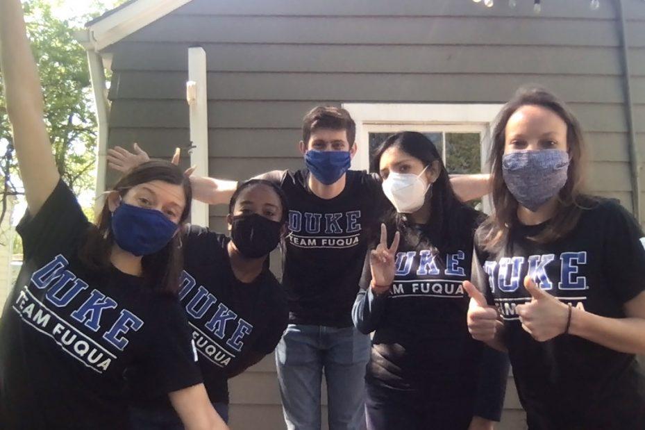 The Duke team for the Total Impact Portfolio Challenge