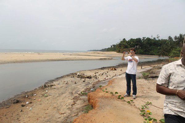 Looking at a beachfront opportunity in Kribi