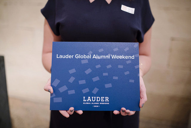 Lauder Global Alumni Weekend