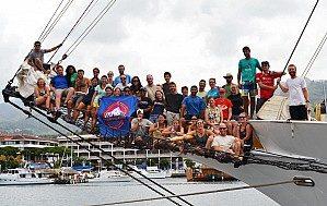 Tall Ships Leadership Venture